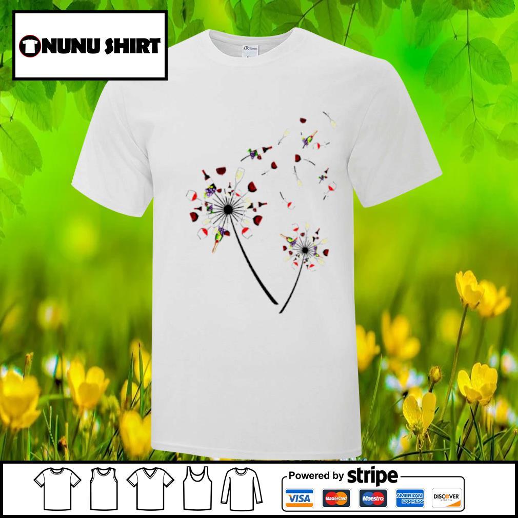 Dandelion wine shirt