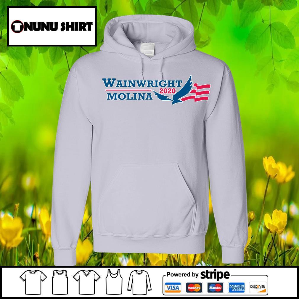 Wainwright Molina 2020 s hoodie