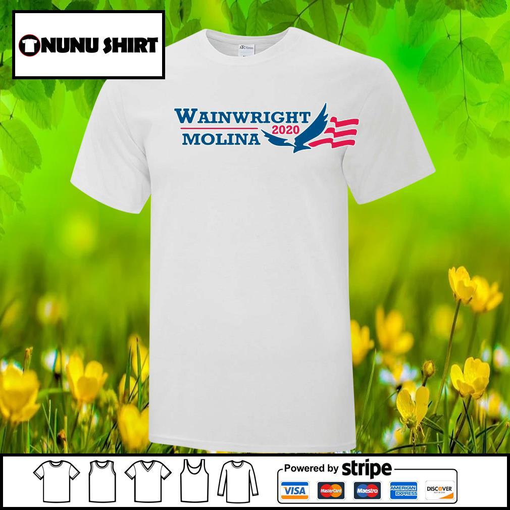 Wainwright Molina 2020 shirt