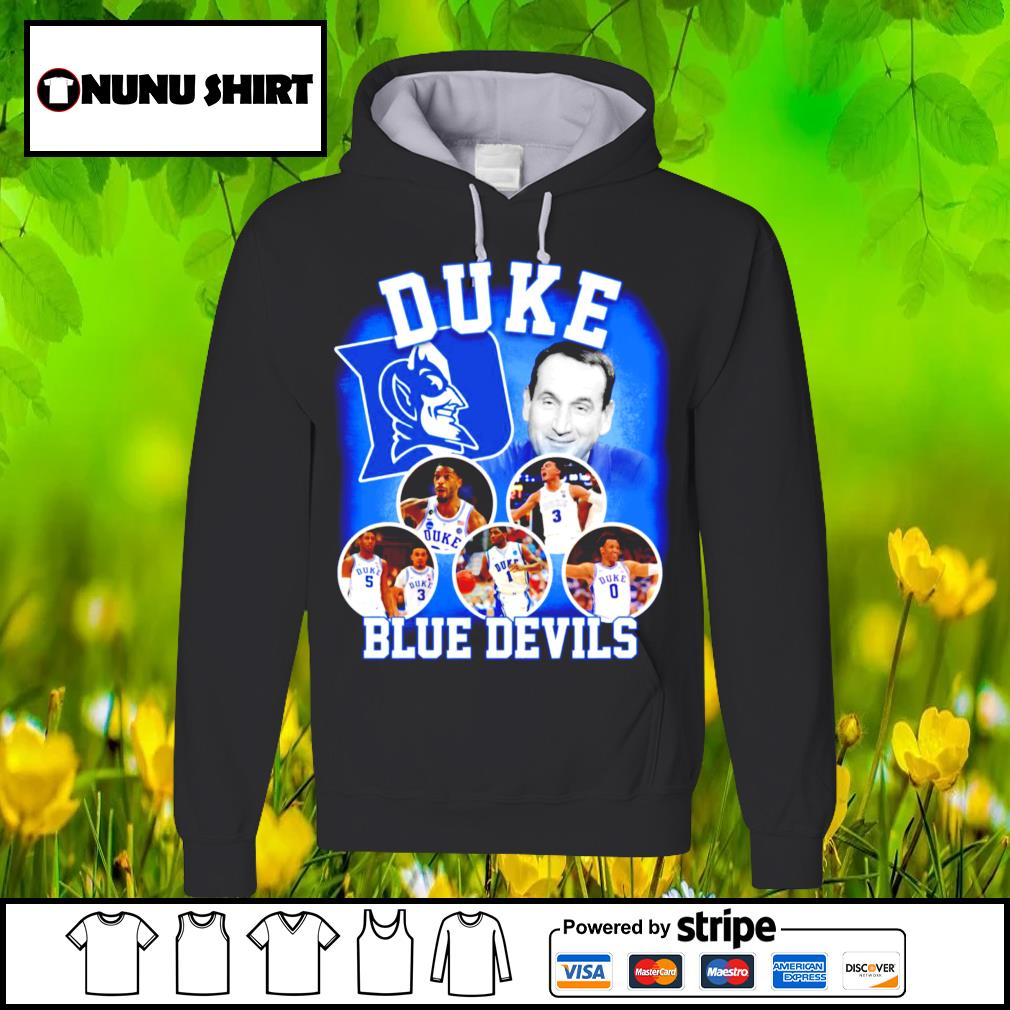 2020 Duke Mike Krzyzewski blue devils s hoodie