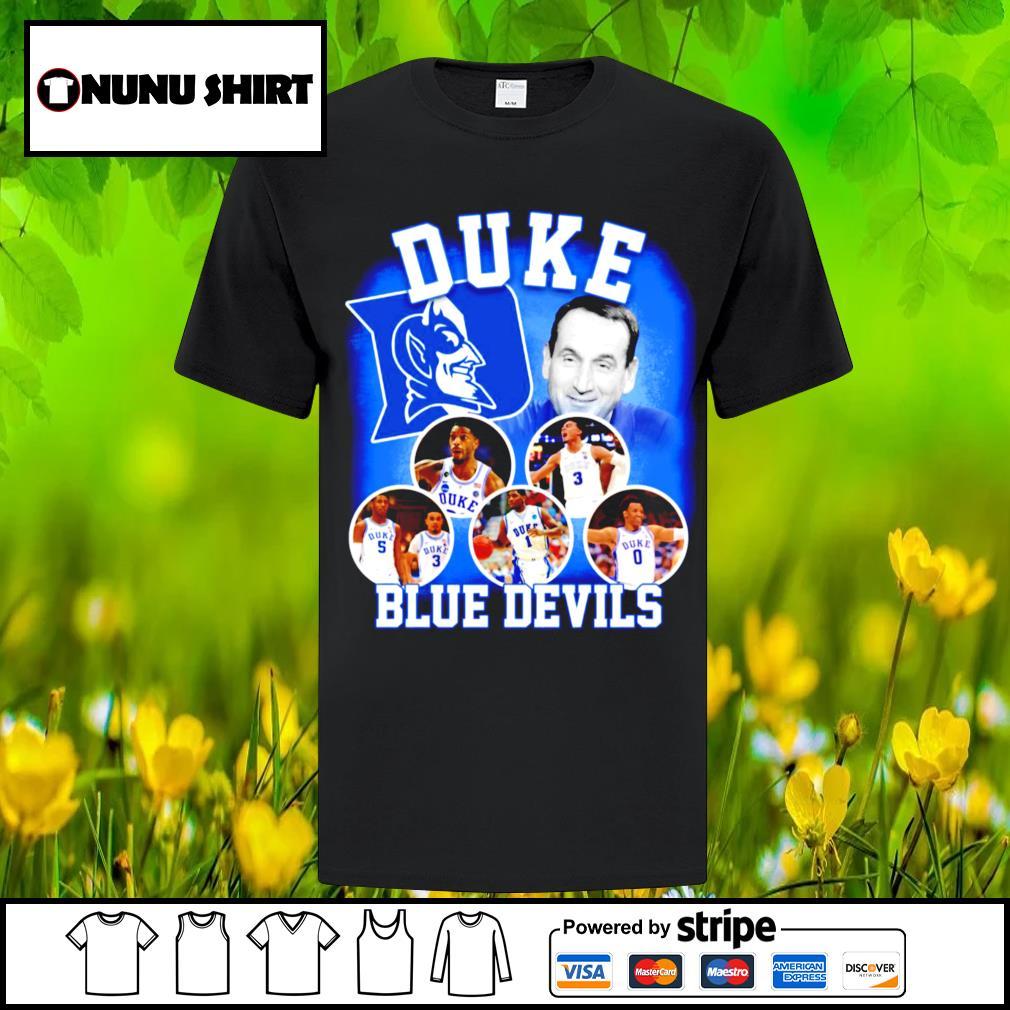 2020 Duke Mike Krzyzewski blue devils shirt