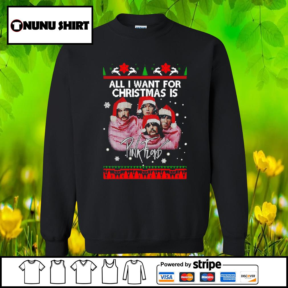 All I want for Christmas is Pink Floyd s sweater
