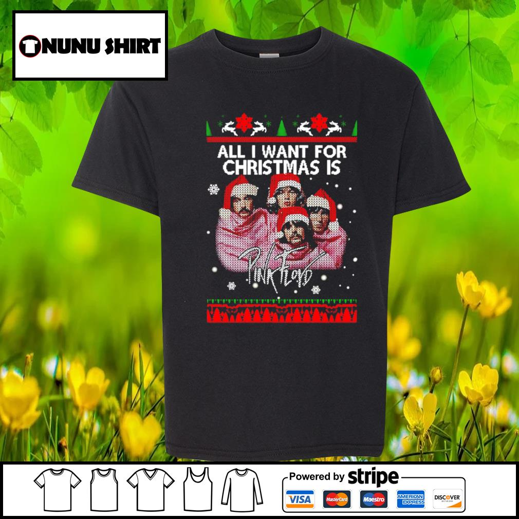 All I want for Christmas is Pink Floyd s youth-shirt