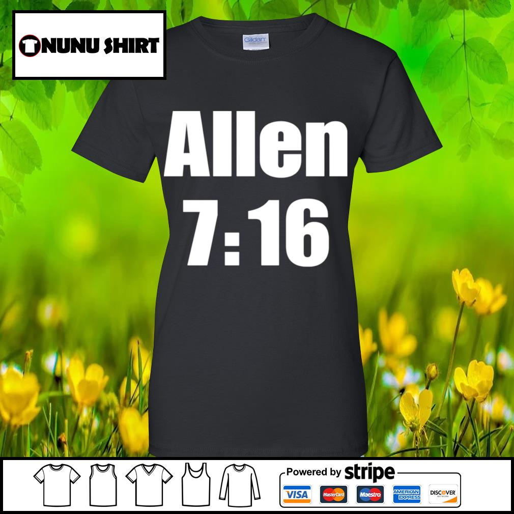 Allen 7 16 s ladies-tee
