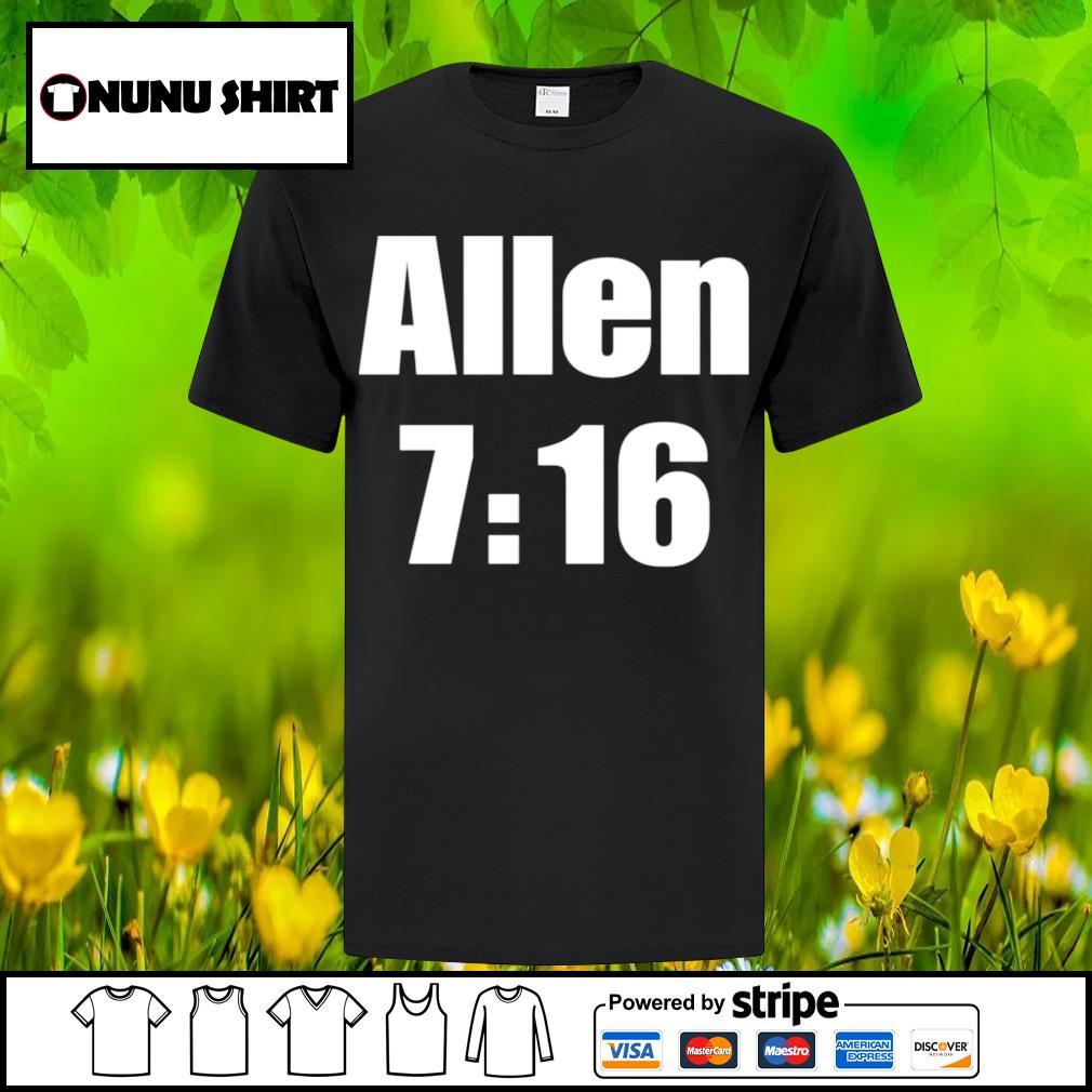 Allen 7 16 shirt