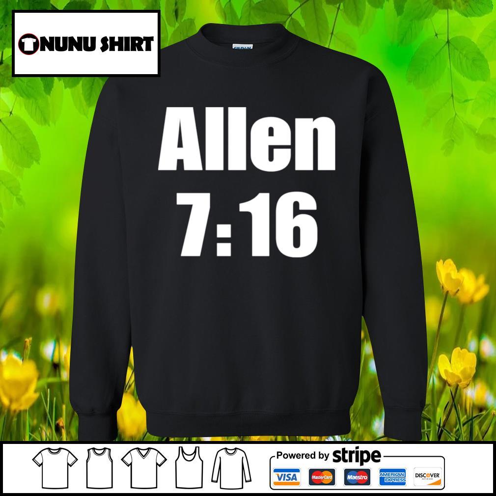 Allen 7 16 s sweater