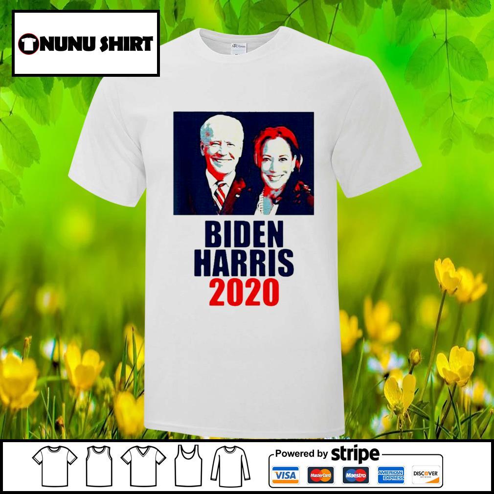 Biden Harris 2020 election democrat shirt