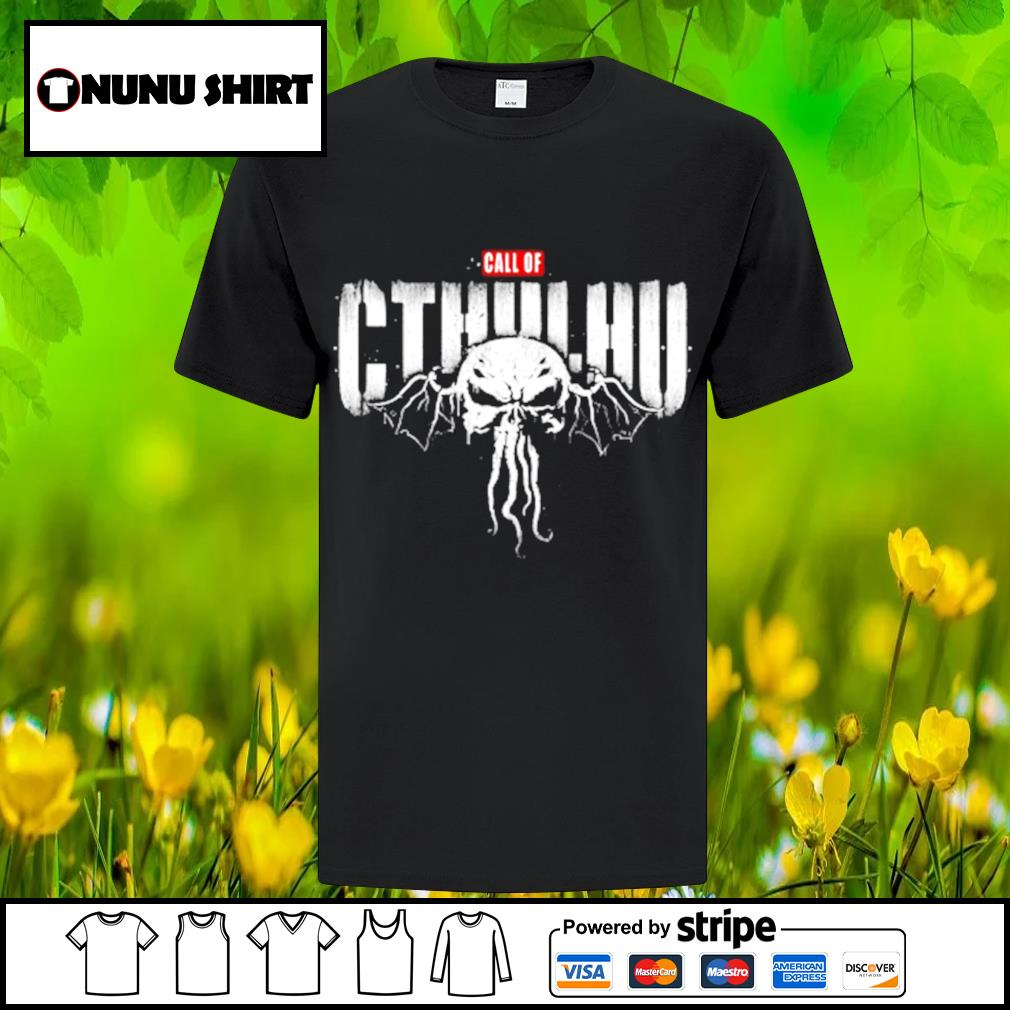 Call of cthulhu shirt