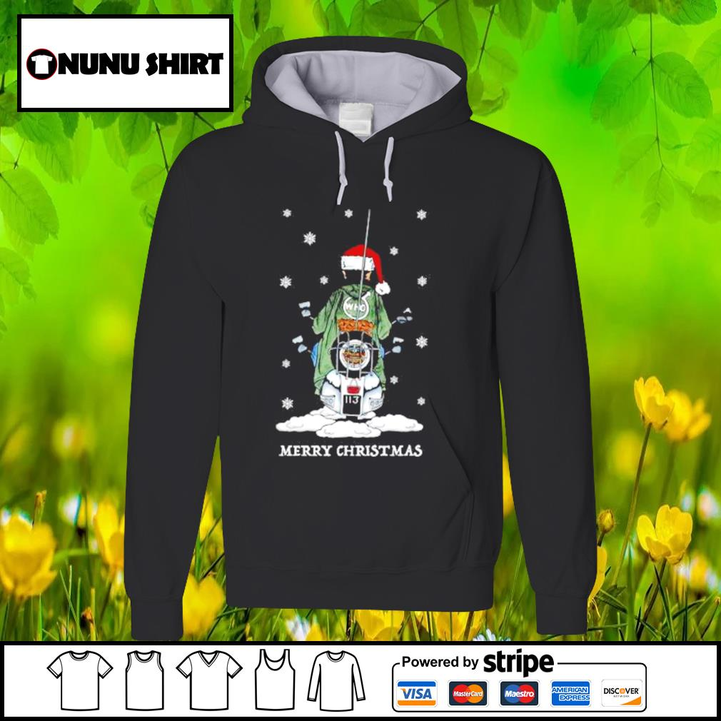 Jimmy Scooter Christmas Jumper Merry Christmas s hoodie