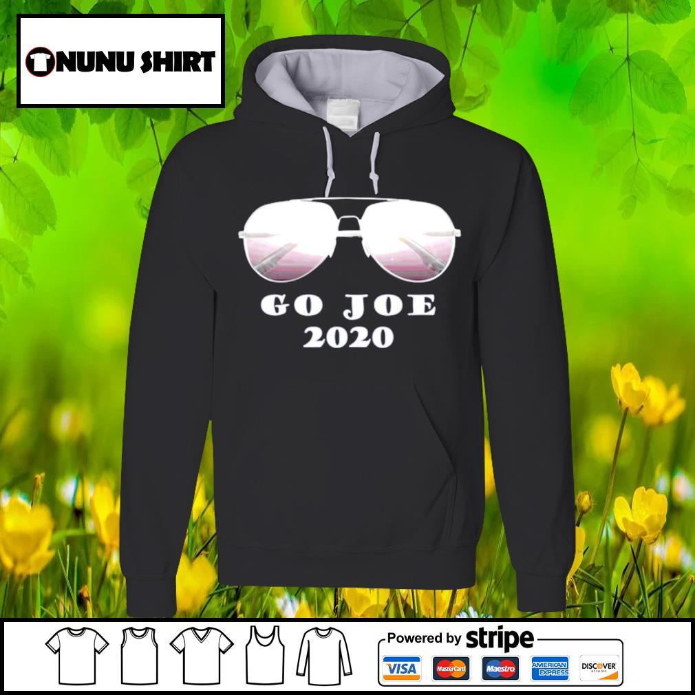 Joe Biden go Joe 2020 s hoodie