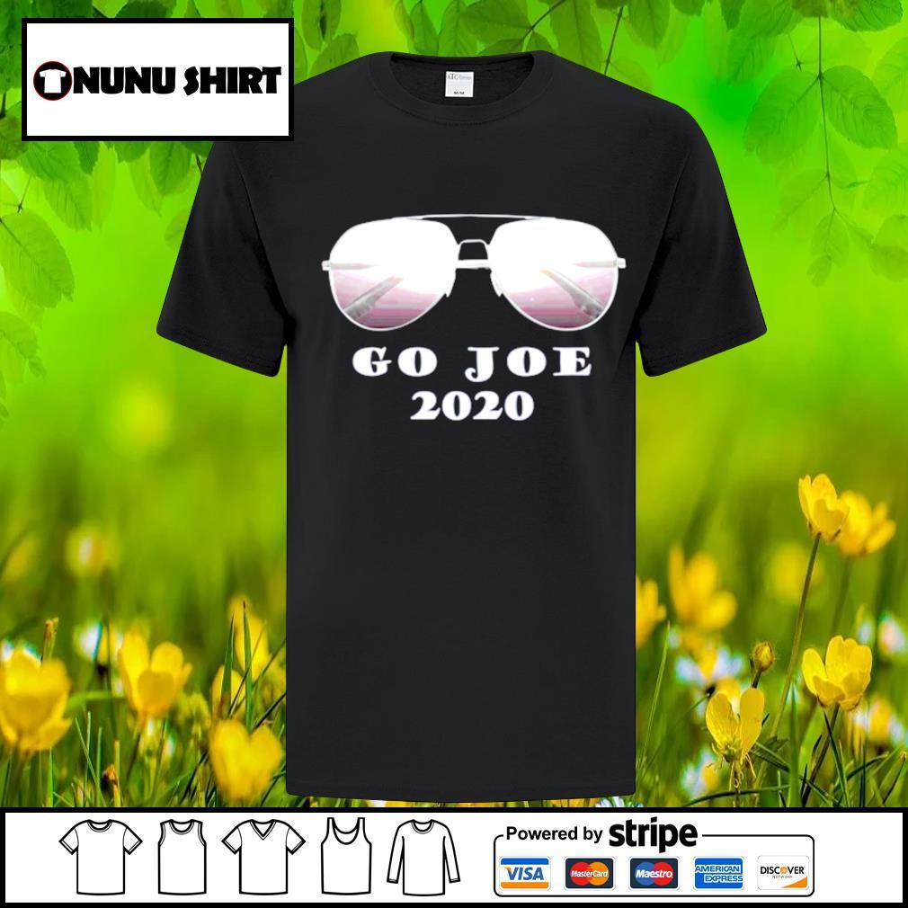 Joe Biden go Joe 2020 shirt