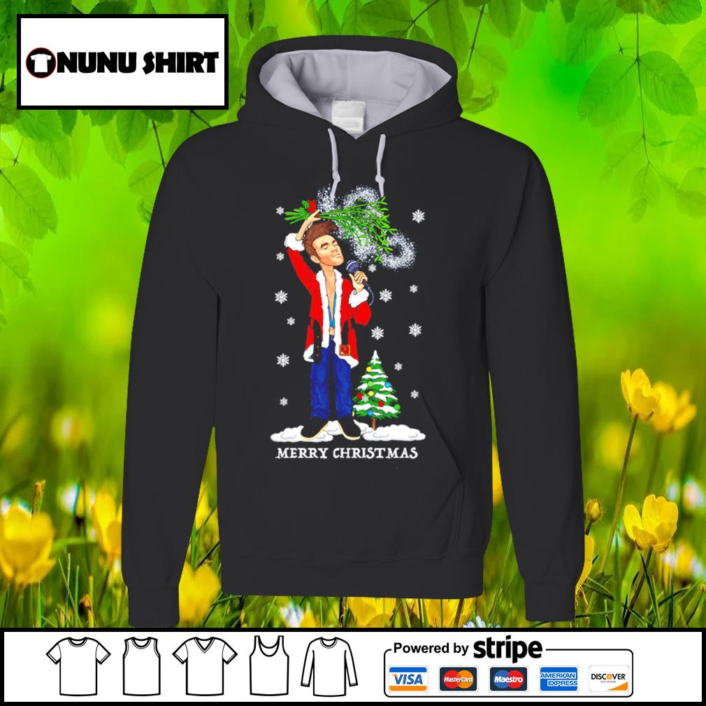 Morrissey Christmas Jumper Merry Christmas s hoodie