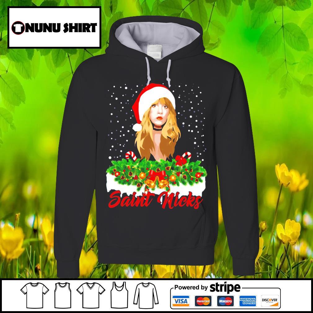 Saint Nicks Santa Christmas shirt, sweater hoodie