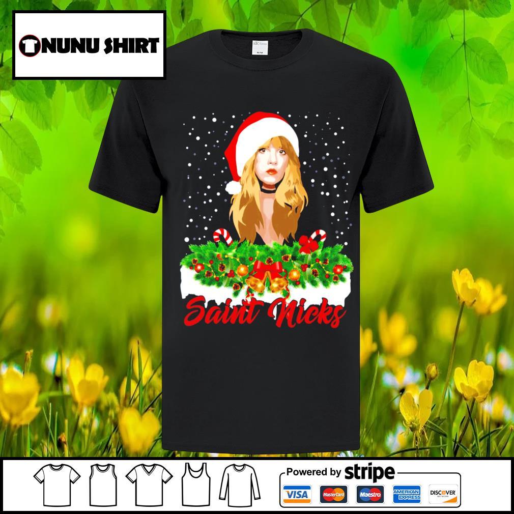 Saint Nicks Santa Christmas shirt, sweater
