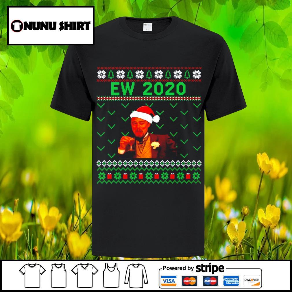 Santa Leonardo Dicaprio ew 2020 ugly Christmas shirt, sweater